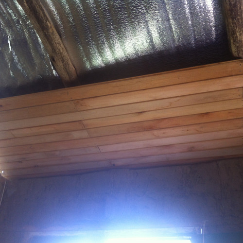 Aislacion y techo