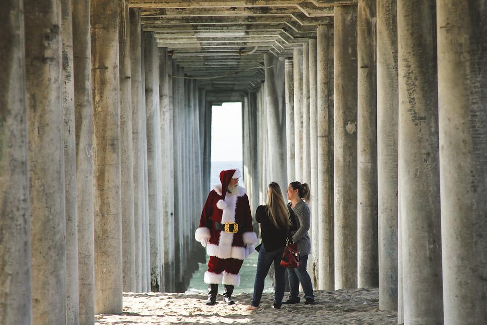 Desillusion Weihnachten