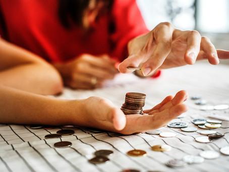 Wir Frauen und das liebe Geld