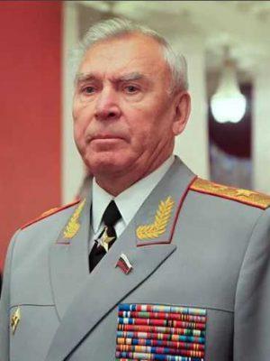 Моисеев Михаил Алексеевич