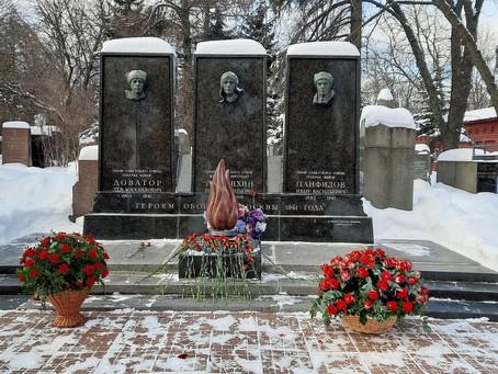 Память сердца: ветераны и молодежь столицы приняли участие в мемориально-патронатной акции