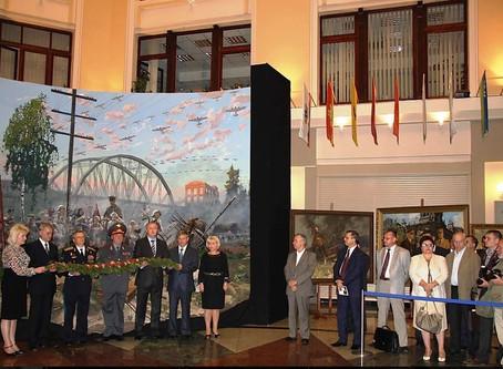 В ЦИК России открылась выставка «Год истории России»