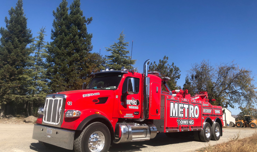 Metro Towing Heavy Duty