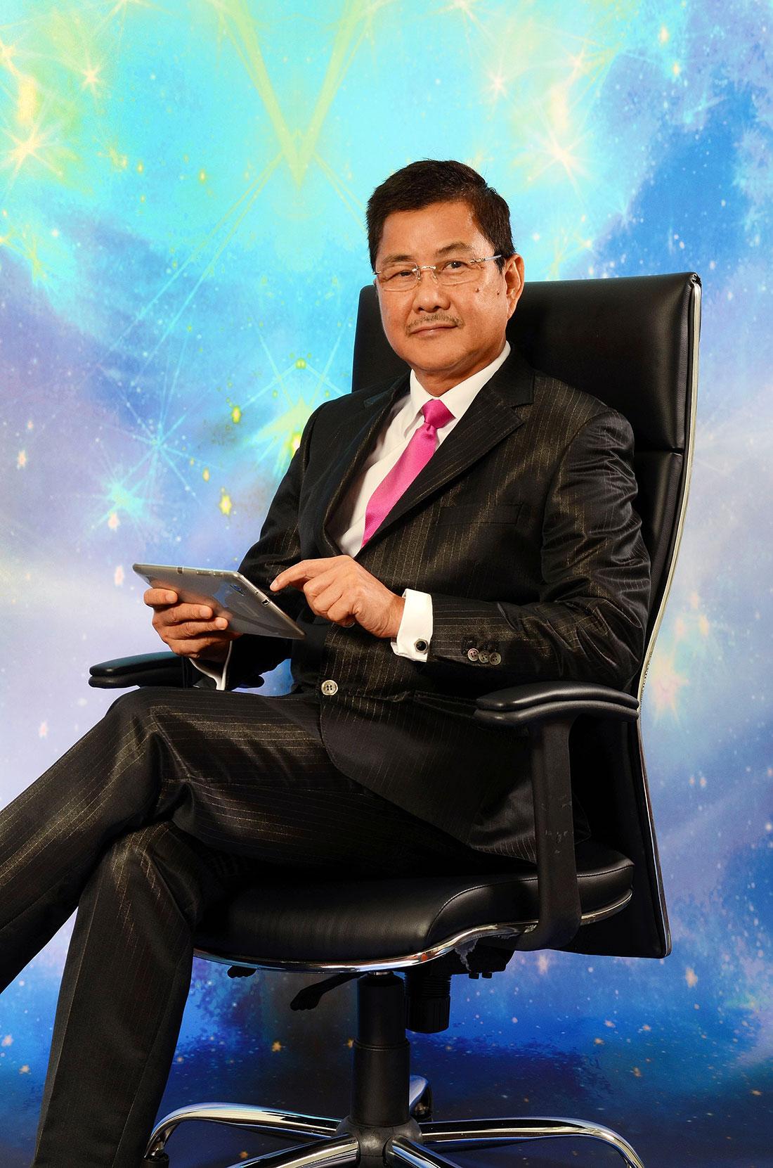 富貴集團創辦人丹斯里鄺漢光