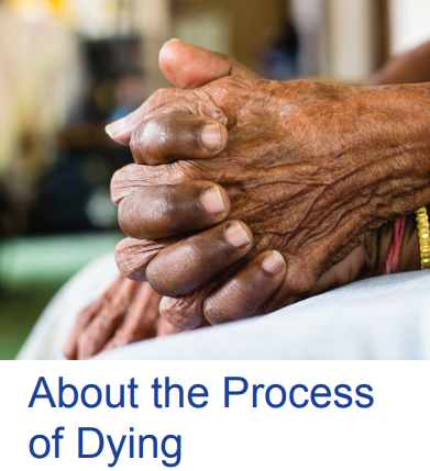 About the Process of Dying
