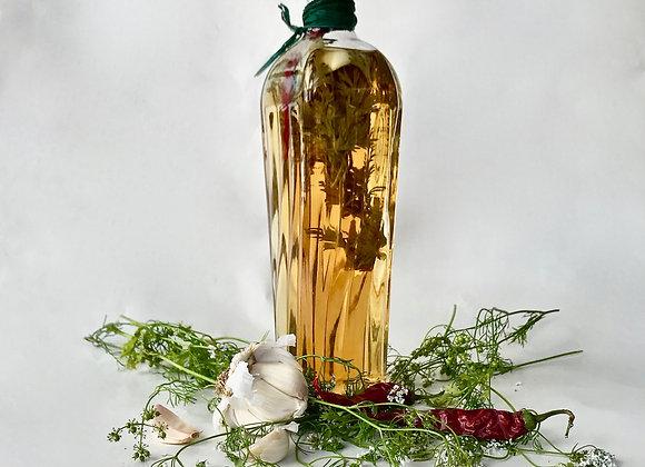 Spiced Fajita Vinegar