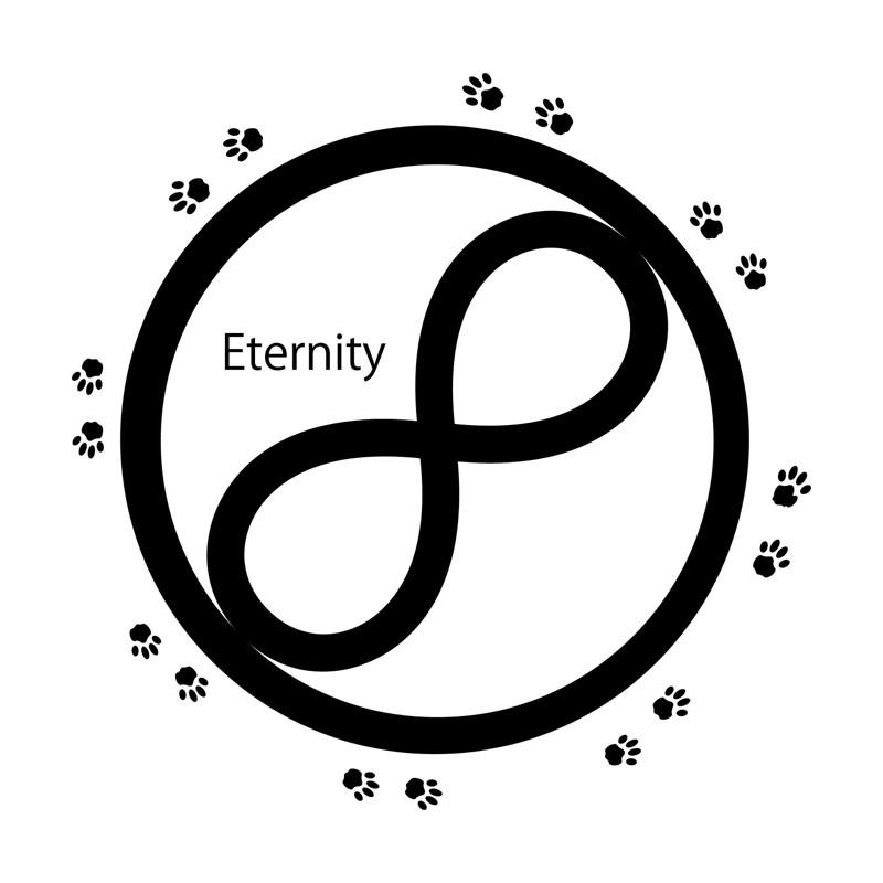 Eternity title Logo