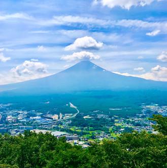 ナイスな富士山
