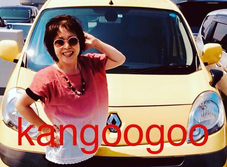Kangoo-goo !