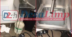 DESATASCAR FREGADERO TERRASSA | DESATASCO FREGADERO TERRASSA 930026711