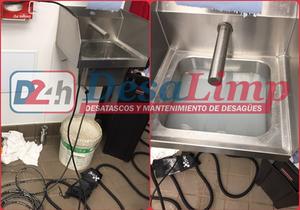 Somos una empresa para desatascar tubería de cocina en Sabadell. Necesita saber cómo desatascar tuberia de cocina? Desatascar tuberia de cocina con acido