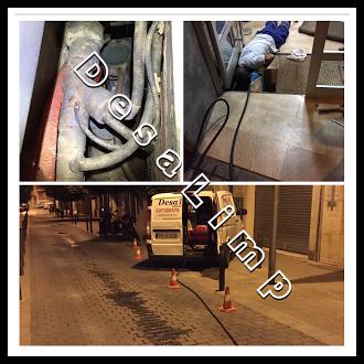 Cubas Desatascos Barcelona es una empresa especializada en desatascos de tuberías en BARCELONA. Realizamos mantenimientos preventivos en comunidades de vecinos, empresas y ayuntamientos, y tenemos servicio de urgencias 24 horas. Disponemos de equipos de localización y de inspección con cámara de TV de tuberías.