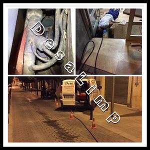 Cubas Desatascos Terrassa es una empresa especializada en desatascos de tuberías en Tarrasa. Realizamos mantenimientos preventivos en comunidades de vecinos, empresas y ayuntamientos, y tenemos servicio de urgencias 24 horas. Disponemos de equipos de localización y de inspección con cámara de TV de tuberías.