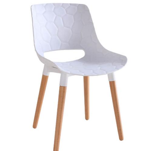 Cadeira Eliane Branca