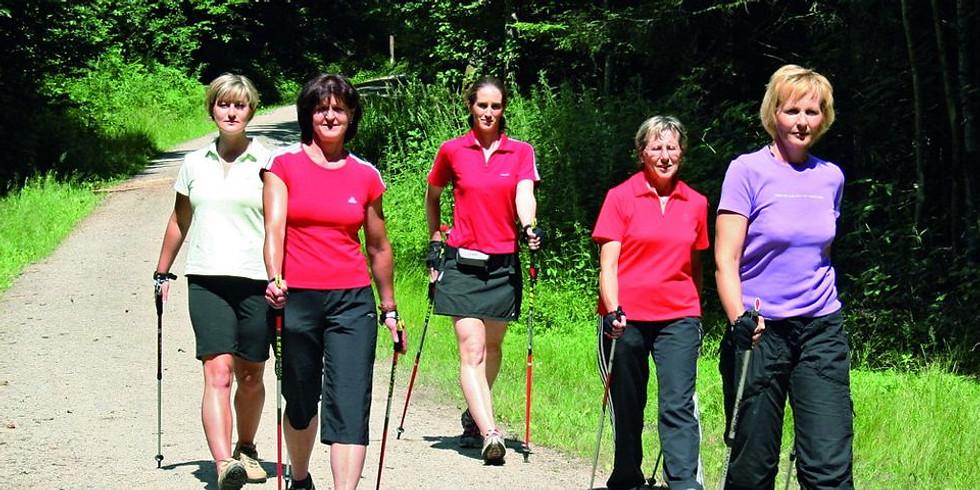 Nordic Walking Schnupperkus