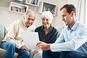 resized senior couple and real estate ag