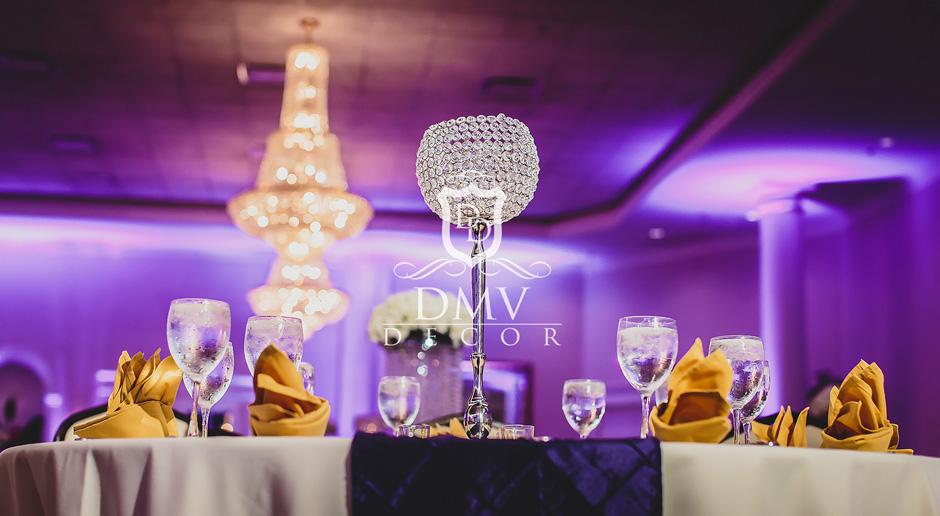 Wedding-Reception-Silver-Goblet