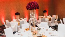 Wedding-Centerpiece-Gold-Crystal-Red