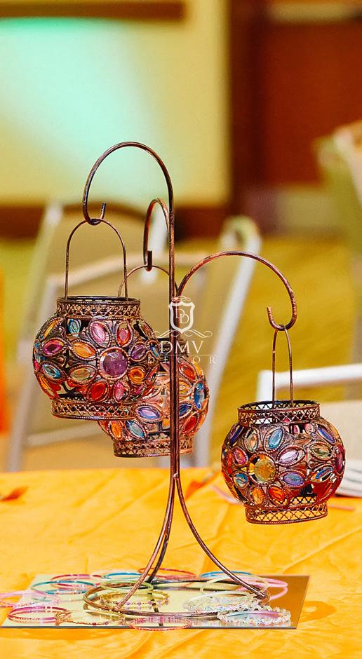 Sangeet-Hanging-Lantern