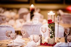 Wedding-REd-Rose-Centerpiece