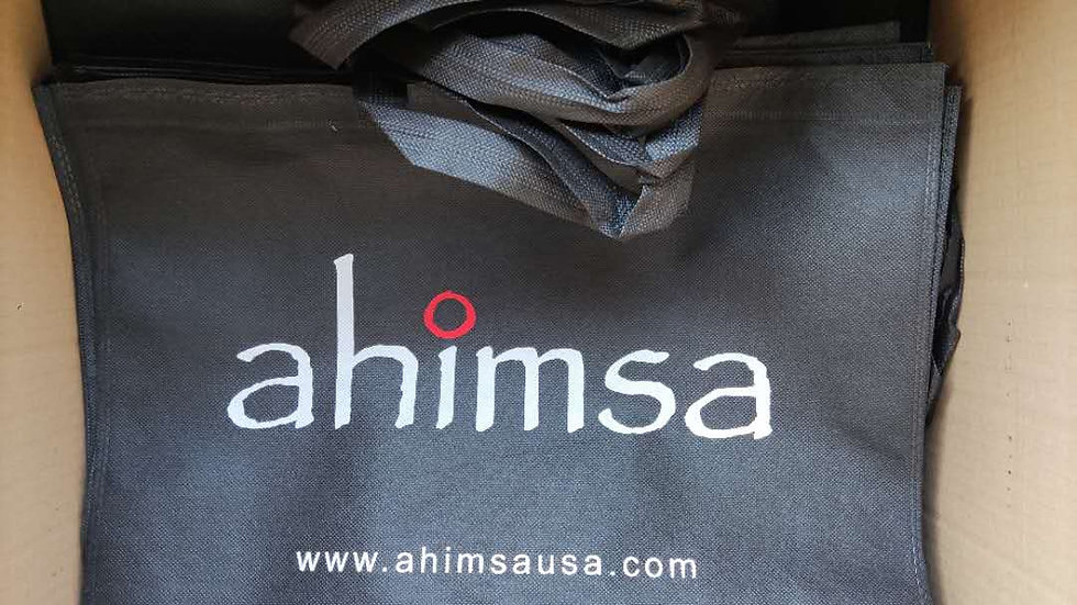 Ahimsa - Tote bag