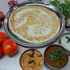 Plain Uttappam