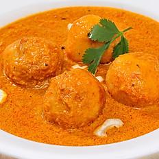 Tofu Kofta Curry
