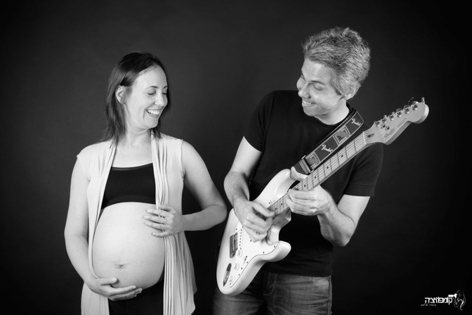 מחפשים חויה מקורית לתיעוד ההריון ?