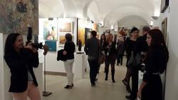 סיקור תערוכת האומנות במינכן 2014