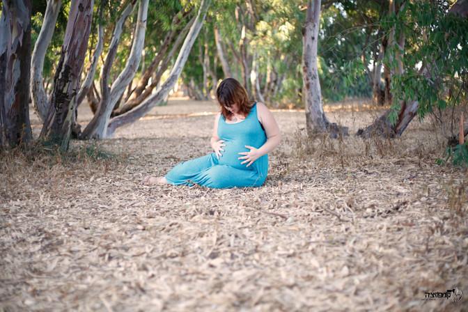 צילומי הריון בטבע - מה כדאי לדעת ?