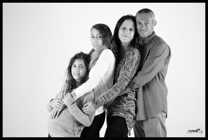 מה הגיל הנכון לצילומי משפחה ?