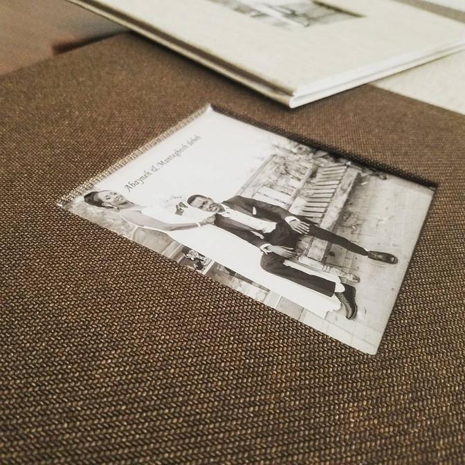 מארז אלבומי תמונות  בעריכה אישית