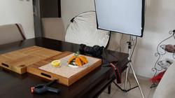 מאחורי הקלעים - צילומי מזון למסעדה
