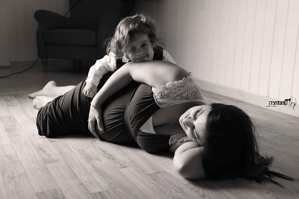 צילומי משפחה והריון