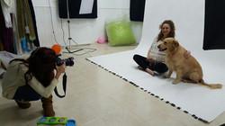 צילומי הריון בסטודיו לצילום