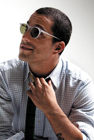 Vidal Erkohen - RVS eyewear