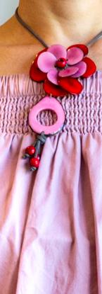 Flor - Pink & Coral C.021