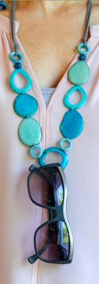 Pebbles  - Turquoise C.04T