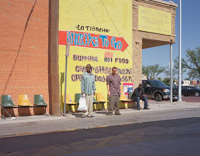 141A-9 ( Amarillo Greyhound Station, Tex