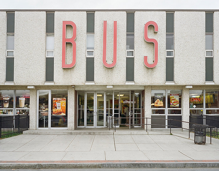 27 ( Springfield Bus Station, Massachuse