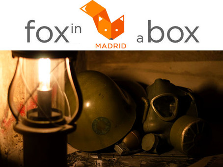 'Bunker', Fox in a Box (Julio 2017, Madrid)