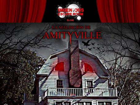 'La maldición de Amityville', Ingenious (Diciembre 2018, Elche)