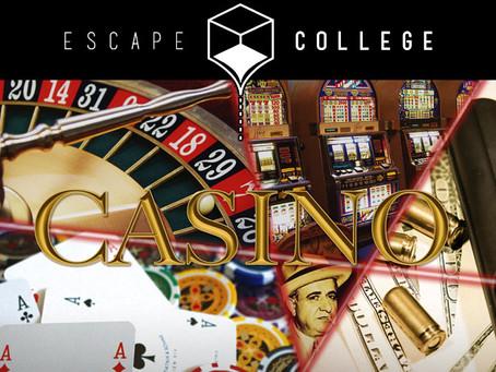 'Casino', Escape College (Diciembre 2017, Madrid)