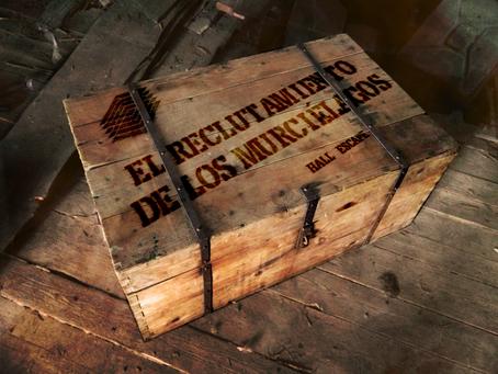 'El Reclutamiento de los Murciélagos', The Darkest Room (Diciembre 2019, Madrid)