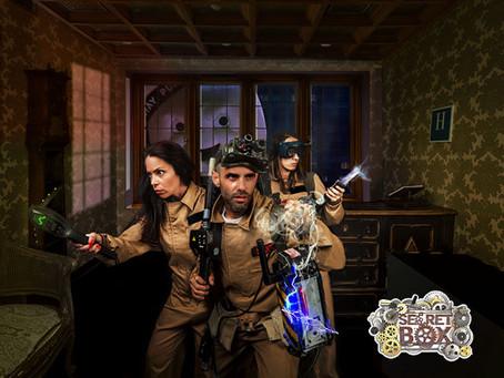 'The Mysterious Room', Secret Box (Agosto 2019, Mataró)