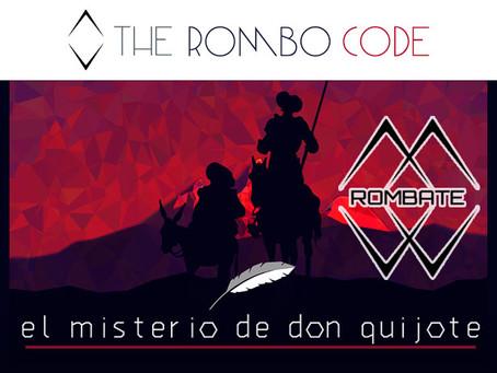 'El Misterio de Don Quijote', The Rombo Code (Enero 2018, Madrid)