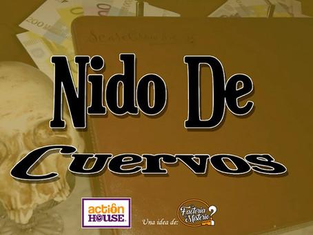 'Nido de Cuervos', Action House (Septiembre 2019, Madrid)