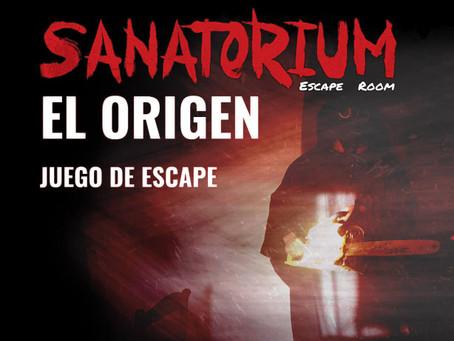 'El Origen', Sanatorium (Abril 2018, Alicante)