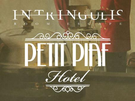 'Petit Piaf Hotel', Intringulis (Agosto 2019, Barcelona)