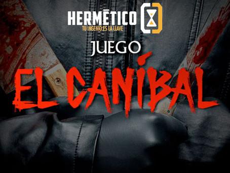 'El Caníbal', Hermético (Octubre 2019, Madrid)
